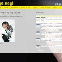Website von Ingo Vogl